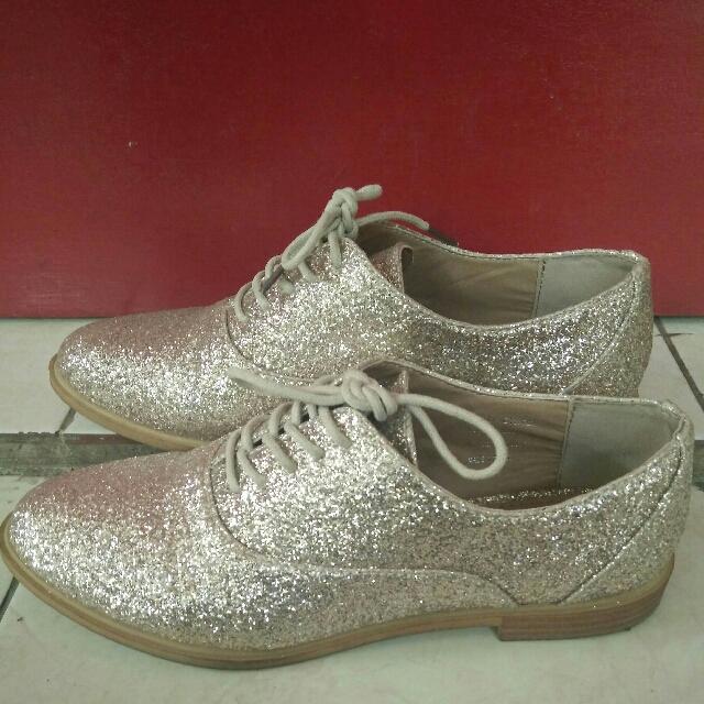 Rubi glittery shoes