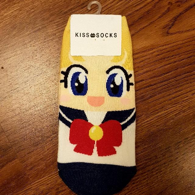 Sailor Moon character socks