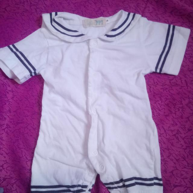 Sailor onesie