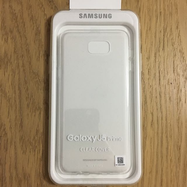 the best attitude 898cf 4ce94 Samsung Galaxy J5 Prime Clear Case