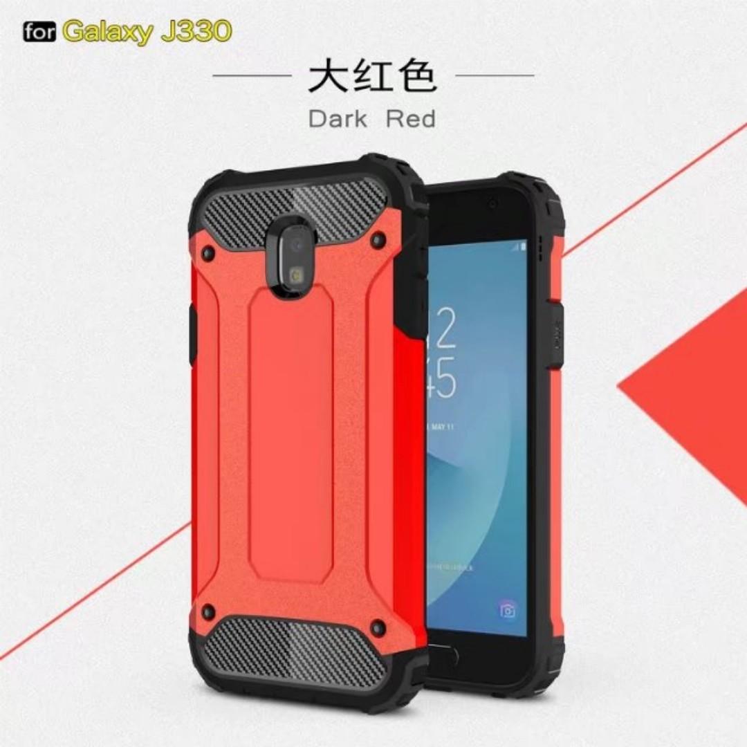 pretty nice 0b6e5 43083 Samsung J3 Pro J5 Pro / J7 Pro 2017 SPIGEN CUSHION TOUGH Case