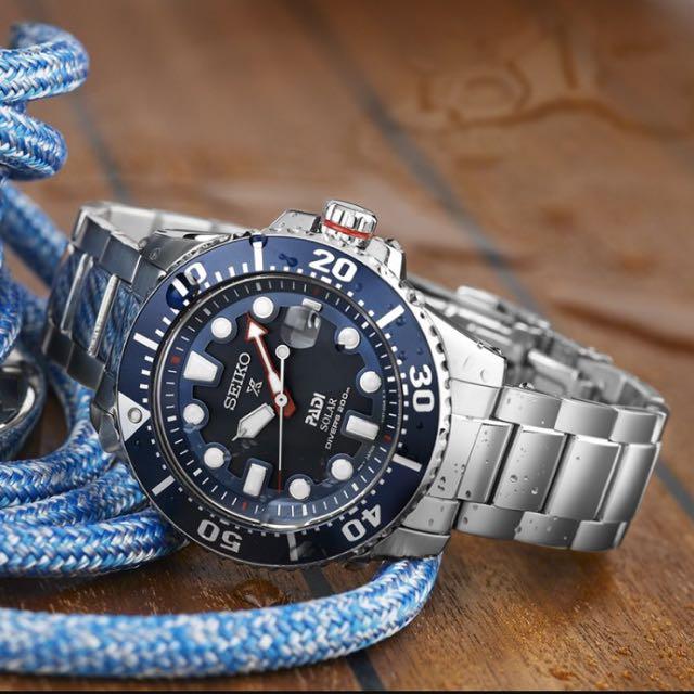 1407ee81c Seiko Prospex PADI Special Edition Solar Diver's 200M SNE435 ...