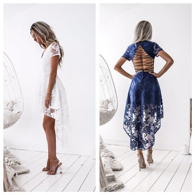 Shay Hi Lo Dress