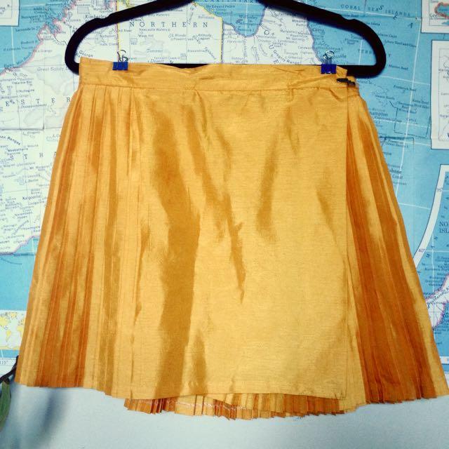 Shimmer Netball Skirt