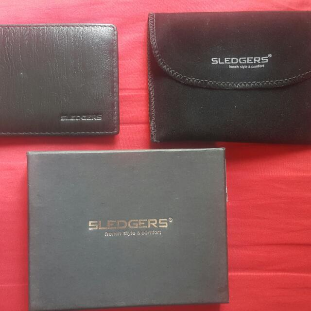 Sledgers Genuine Leather Wallet