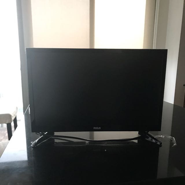 Small RCA Flat Screen TV