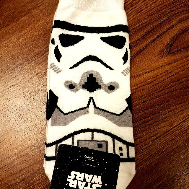 Star Wars character socks