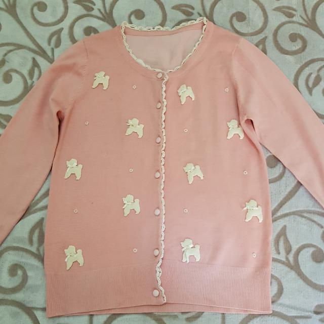 Super Cute Cotton Sweater (not thick)