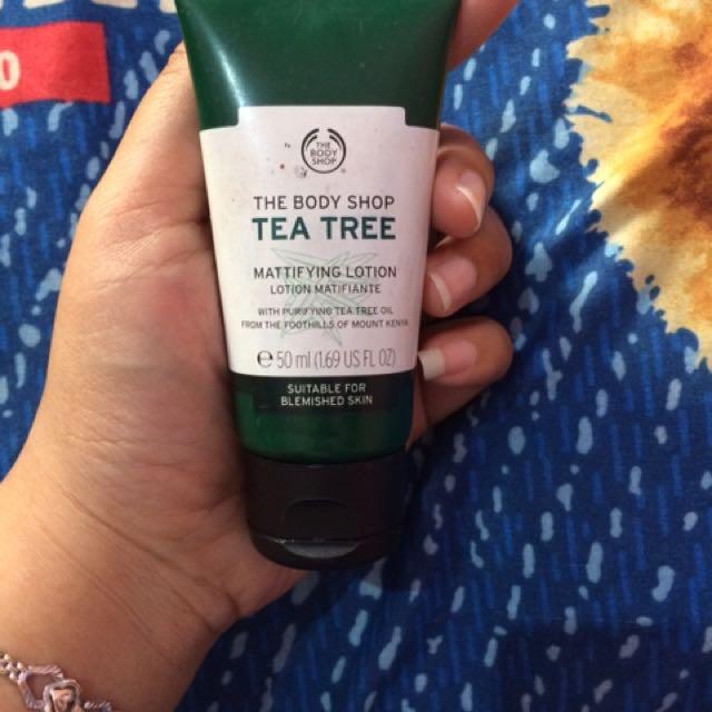 TBS Tea Tree Mattifying Lotion