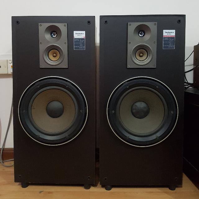 WTS Or Trade : Technics SB-2255 3 Way Speaker (Made in Japan)