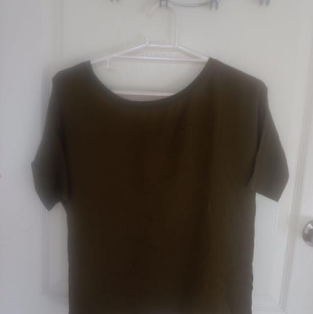 Terranova Loose Shirt