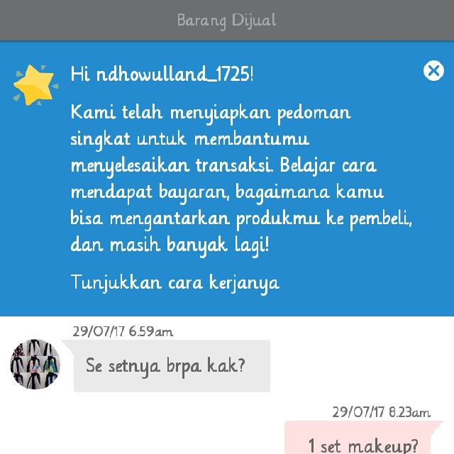 "Testi Again ""Good Buyer"""