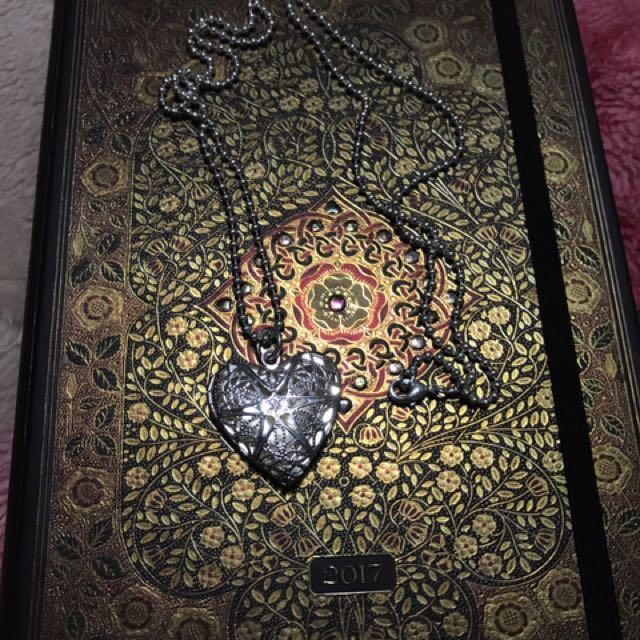 Tiffany Replica Necklace In Sterling Silver