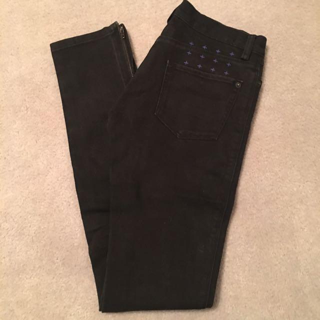 Tsubi Ksubi Skinny Jeans Size 26