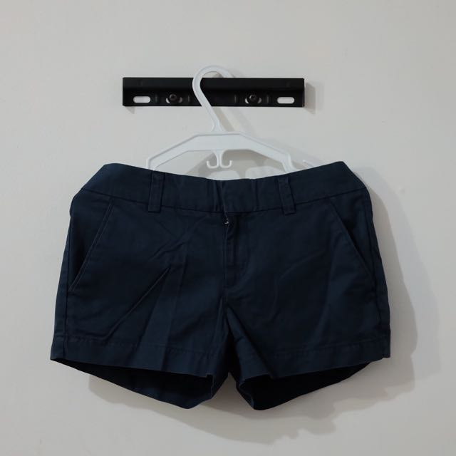 Uniqlo Navy Blue Micro Shorts