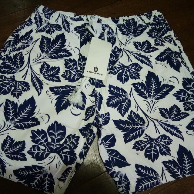 Urban Pipe Shorts