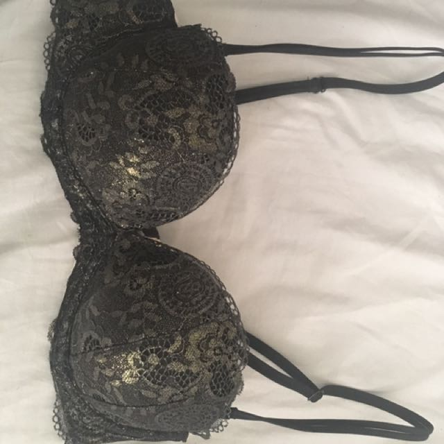 Victoria's Secret Gold Bra Top
