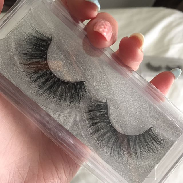 Whispy Mink False Lashes