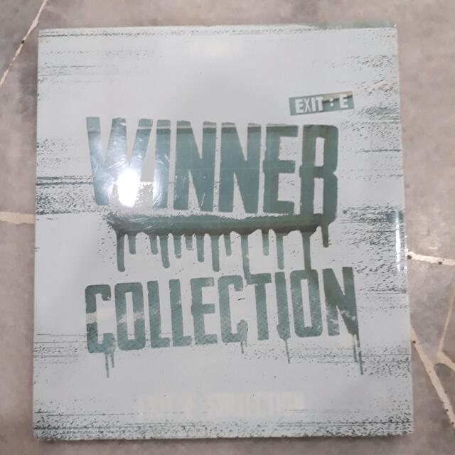 WINNER COLLECTION PHOTOBOOK