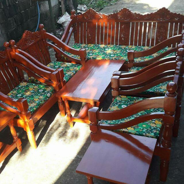 Wood Furnitures Gmelina Wood Home Furniture On Carousell