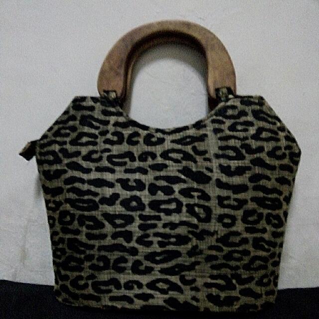 Woven bag from Cebu