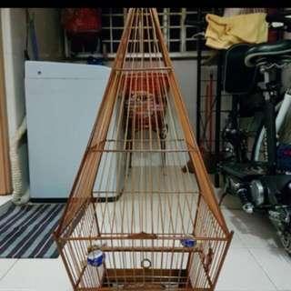 15 Stick Tengah Jambul Cage