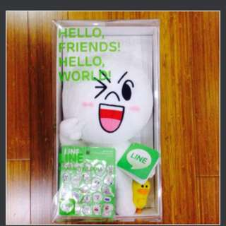 Line Official Moon Doll