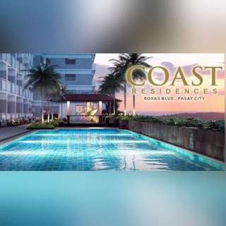 SMDC COAST RESIDENCES 2BR END UNIT WITH BALCONY