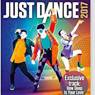 收 Just Dance 2017 (Switch)