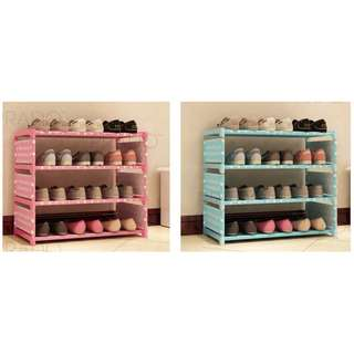 Korean Design Shoe Rack 4 Level