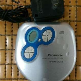 古早時CD音響撥放器