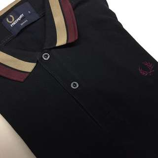 FRED PERRY ORIGINAL POLO (S)