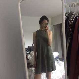 Olive Dress (FOX)
