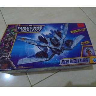 Hasbro Guardian of the Galaxy Rocket Raccoon WarBird