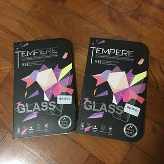 Iphone 6/6s White Temperes Glass Screen Protector