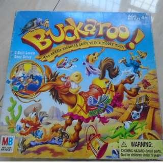 "Milton Bradley ""Buckaroo !"" Board Game"