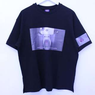 more than dope oversize tee