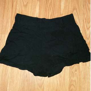 Cute Black Shorts Sz. XS