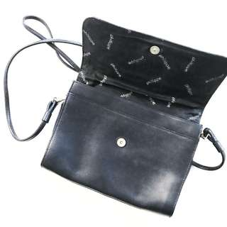 Navy Blue Vintage Philippe Purse
