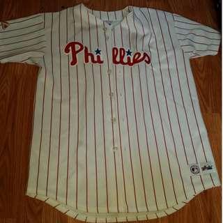 Vintage Phillies Jersey Sz. XL (fits like a M)