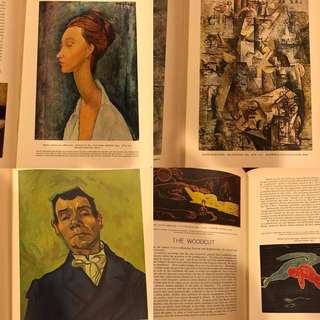The History of Modern Painting. Three Volumes. Matisse, Munch, Rouault, Fauvism, Expressionism; From Picasso to Surrealism; From Baudelaire to Bonnard The Birth of a New Vision SKIRA