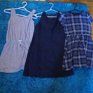 2 Dresses And An Overall