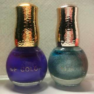 Top Colour nail Polish
