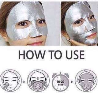 [BANOBAGI] Vita Cocktail Foil Mask - 1pack (10pcs