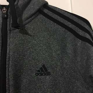 """Adidas """" The Go To Hoodie"""" Small"""
