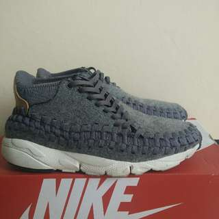 Nike Footscape Woven Grey