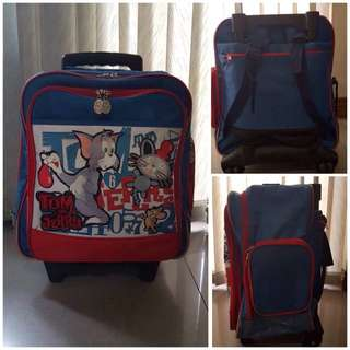 Tom and Jerry Trolley Bag