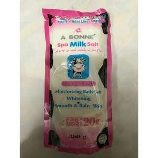 Abonne Spa Milk Salt