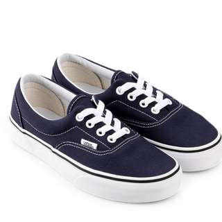 VANS U ERA CORE SNEAKER SHOES NAVY (ORI)