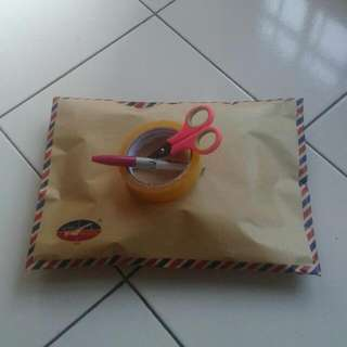 Package Ready To Send